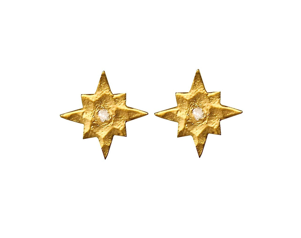 Gilt Earrings,  - Kevia Style, LLC
