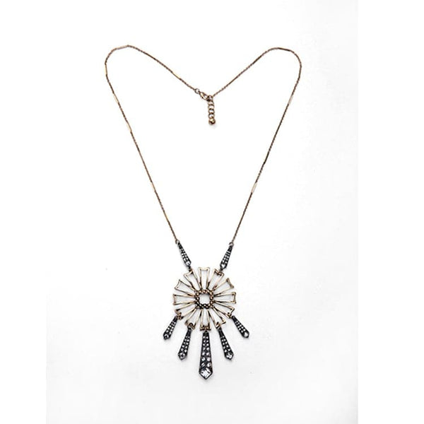 Lizzie Starbusrt Necklace