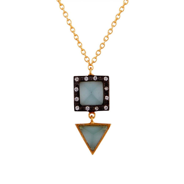 Nubia Necklace, Necklace - Kevia Style, LLC