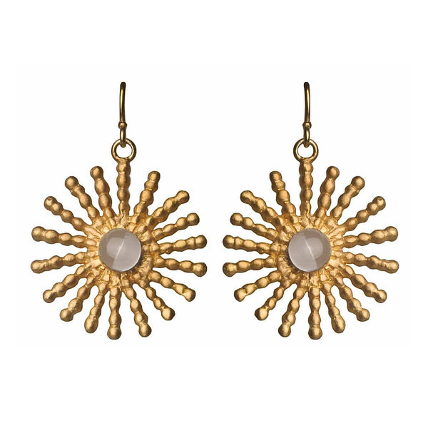 Nouveau Earrings, Earrings - Kevia Style, LLC