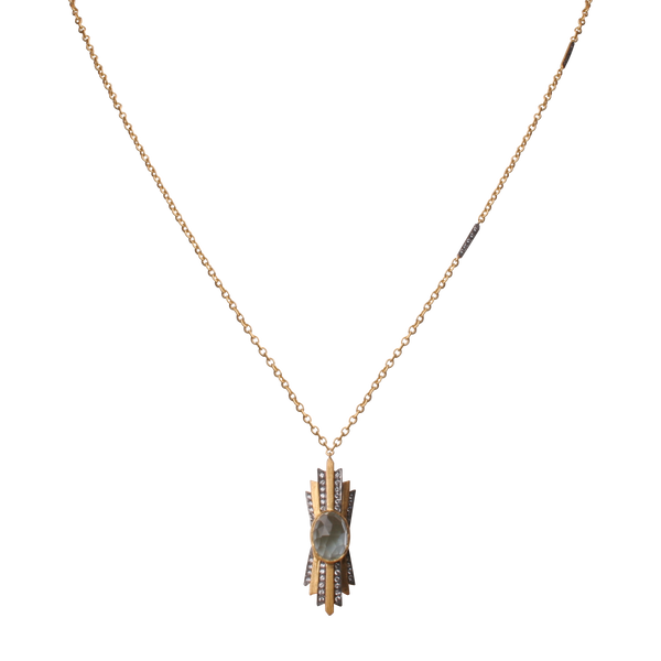 Nouveau Necklace, Necklace - Kevia Style, LLC