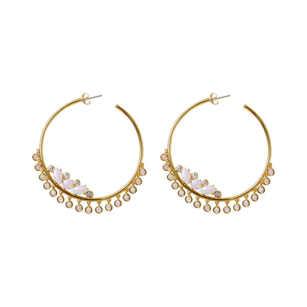 Ophelia Earrings, Earrings - Kevia Style, LLC