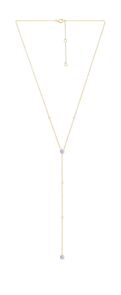 Ophelia Necklace, Necklace - Kevia Style, LLC