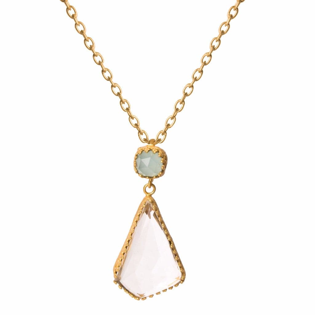 Rococo Necklace, Necklace - Kevia Style, LLC
