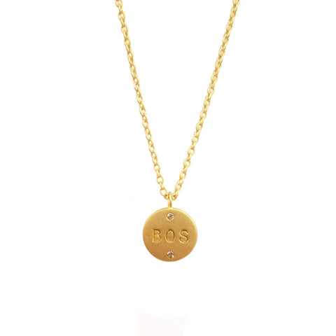 Roam Necklace - Boston, Necklace - Kevia Style, LLC