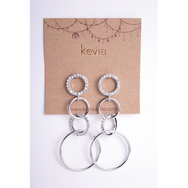 Drop Earring, Earrings - Kevia Style, LLC