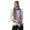 Scarf - Purple & Mauve