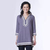 Tunic - Gray, Apparel - Kevia Style, LLC