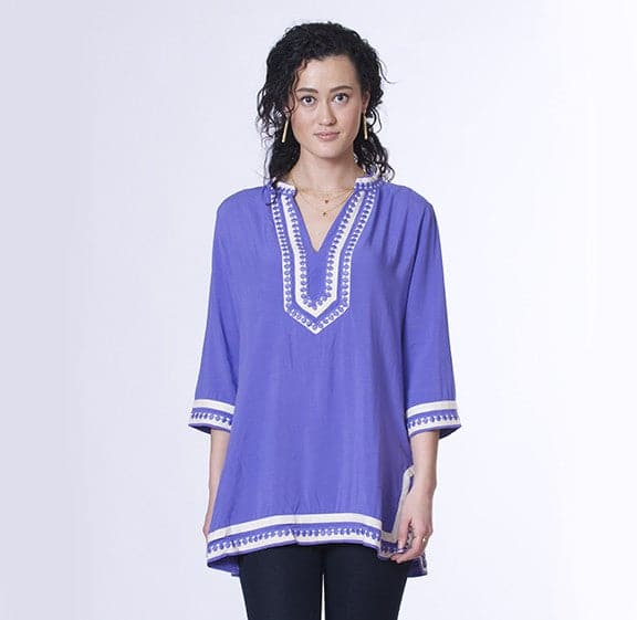 Tunic - Plum, Apparel - Kevia Style, LLC