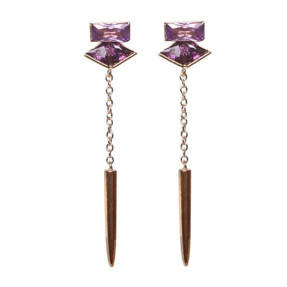 Vita Earrings, Earrings - Kevia Style, LLC