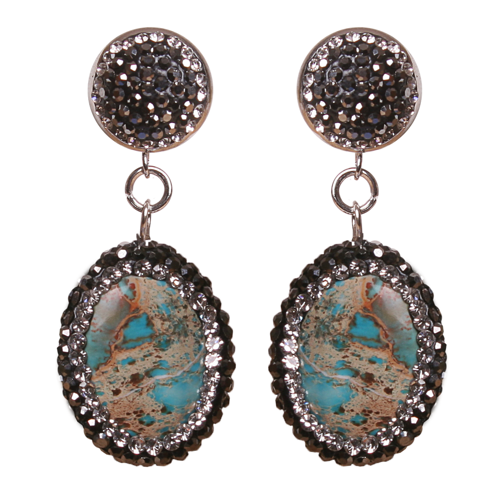 Vie Boheme Earrings, Earring - Kevia Style, LLC