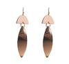 Iconography Earrings, Earring - Kevia Style, LLC
