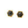 Lizzie Hexagon Earrings
