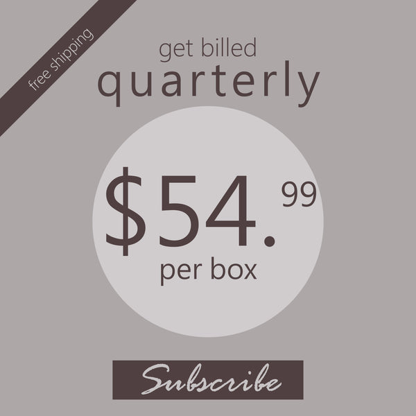 JourneeBox Quarterly Subscription, JourneeBox - Kevia Style, LLC