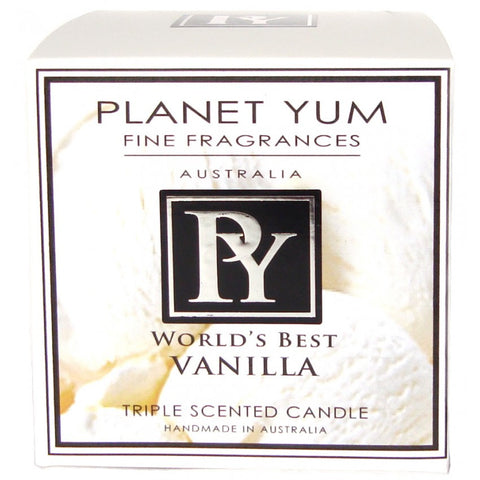 World's Best Vanilla Triple Scented Candle (L)