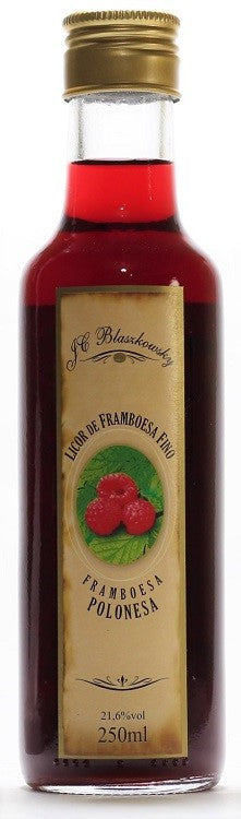 Licor de Framboesa Polonesa 250ml