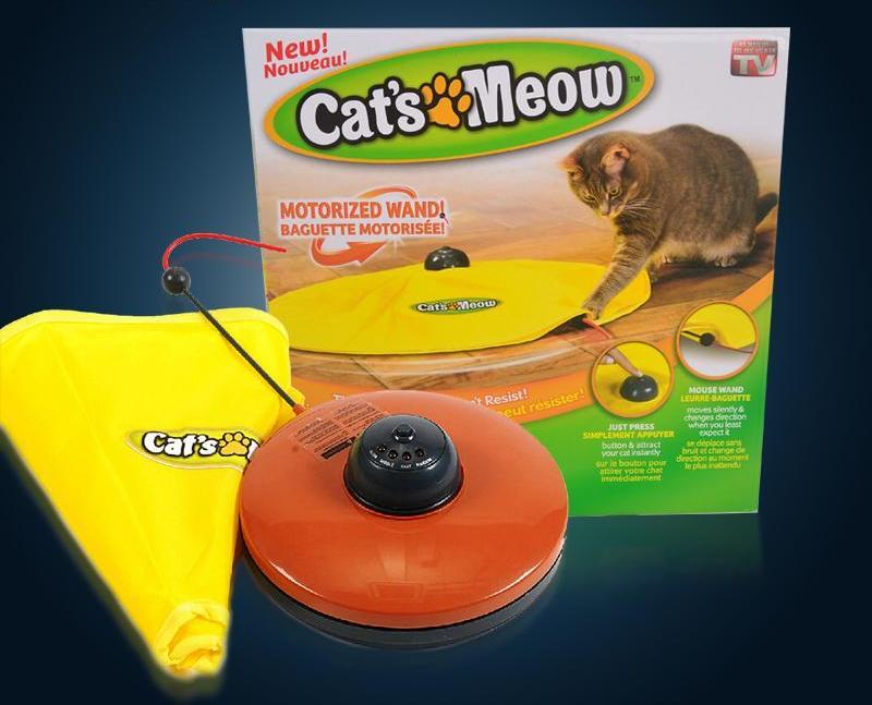 For All The Cats Who Love Mice