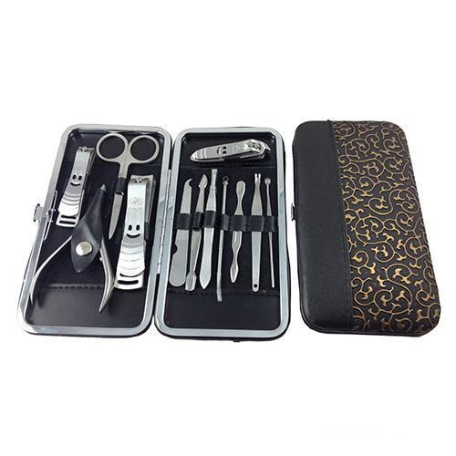 12 in 1 Ultimate Travel Grooming Set