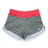 Desert Dusk Run Short Small Bottom