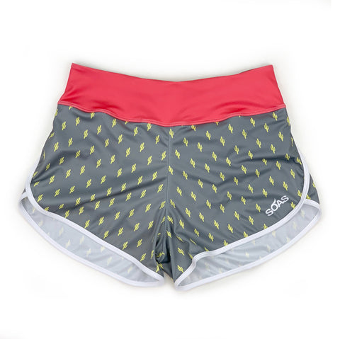 Desert Dusk Run Short Large Bottom