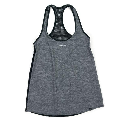 Mesh Back Razor Run XSmall Top