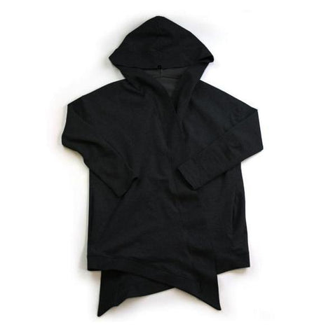 Black Wrap Hoodie OSFA Accessories