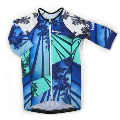 2018 Kona Hansym Aero Jersey Medium Top