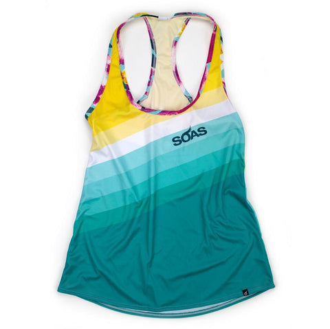 Sunset Kona Razor Run Small Top