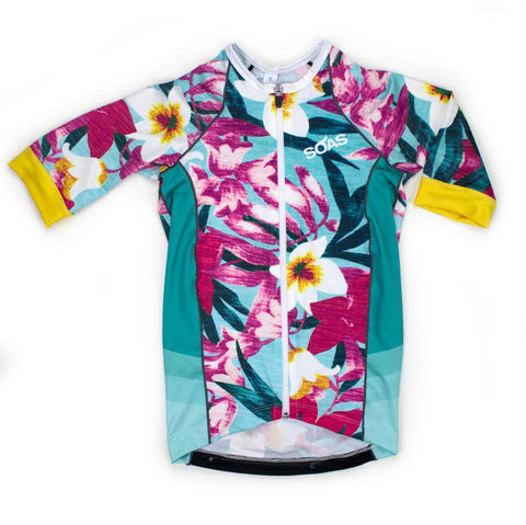 Floral Kona Aero Medium Top