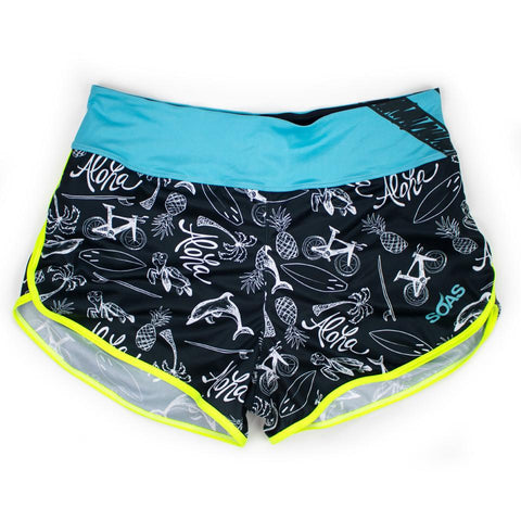 80's Run Short Small Bottom