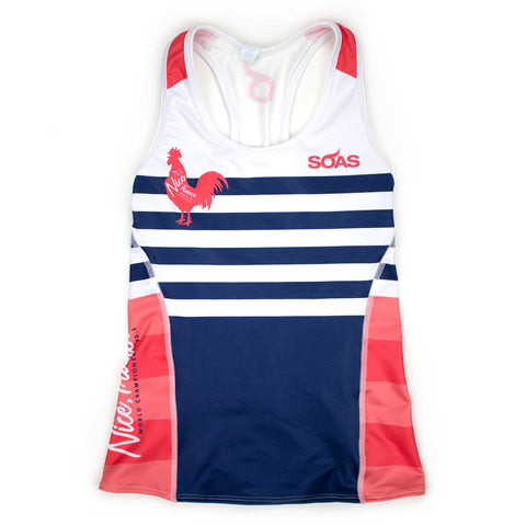Nice Tri Shell XSmall Top
