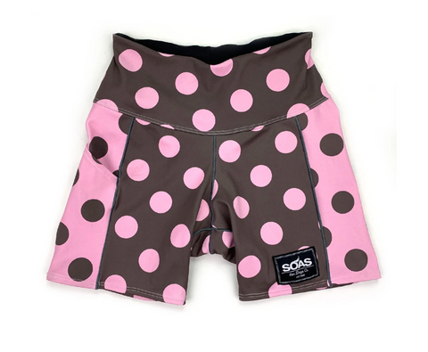 Pink Fleet Short Large Bottom