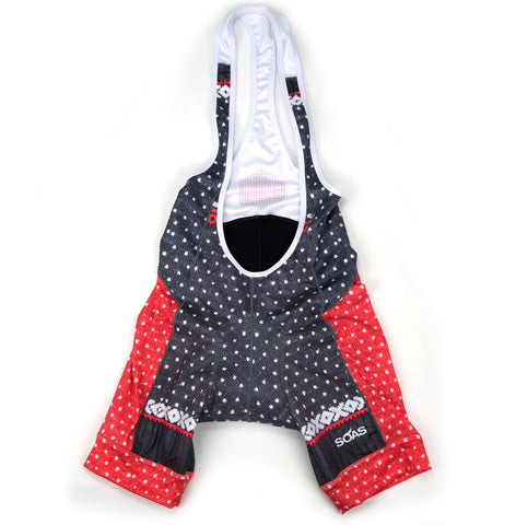 Ugly Christmas Sweater Bibs XXSmall Bottom