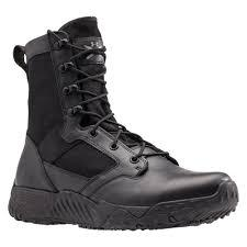 Under Armour Jungle Rat Boot-Black