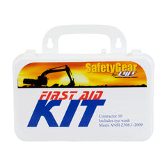 Contractor 10-Person First Aid Kit