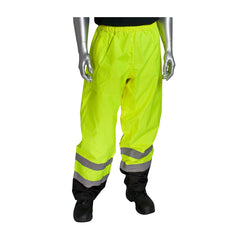 Hi-Vis Black Trim Over Pants