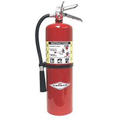 Amerex 10lb. ABC Fire Extinguisher