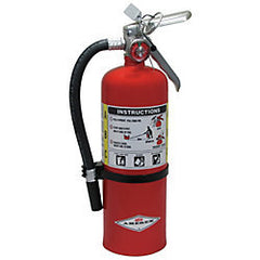 Amerex 5lb. ABC Fire Extinguisher with Wall Bracket