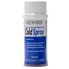 Cold Spray Topical Skin Refrigerant