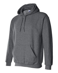 Gildan Heavy Blend Hoodie-Dark Heather
