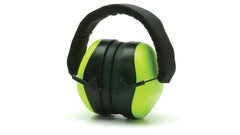 PM80 Series Ear Muff-Hi-Vis Lime