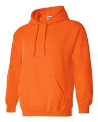 Gildan Heavy Blend Hoodie-Safety Orange
