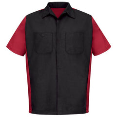 Red Kap Short Sleeve Automotive Crew Shirt SY20