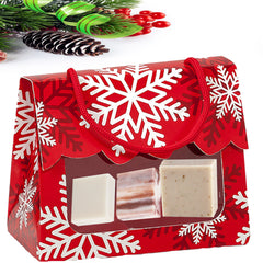 Kaylas Kurlz Vegan Soap Christmas Gift Box
