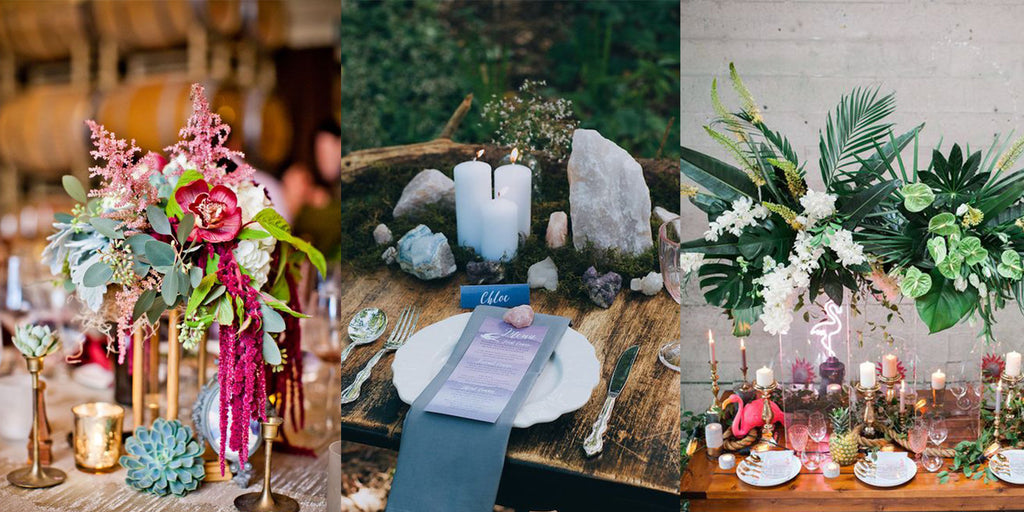How to Style a Table Centrepiece