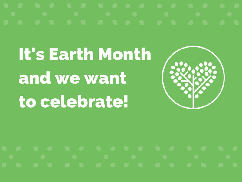 Lunapads Earth Month Instagram Contest