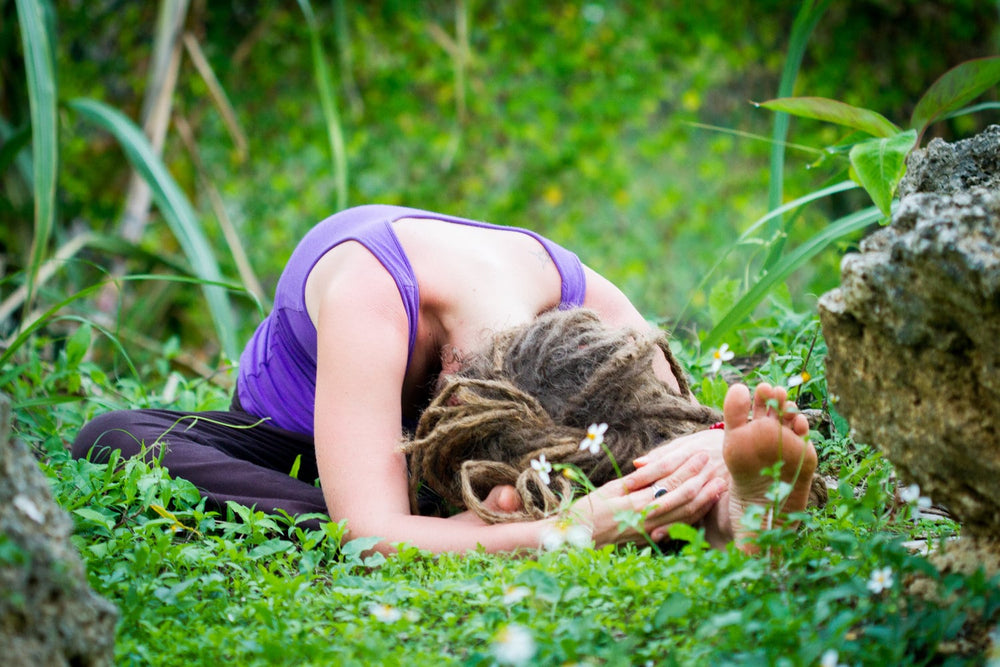 5 Sweet Steps to Yoga, Periods & Mindfulness