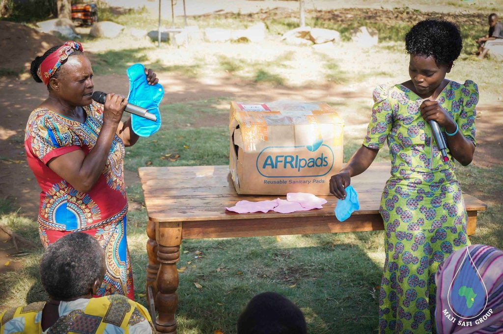Supporting Menstrual Health in Africa