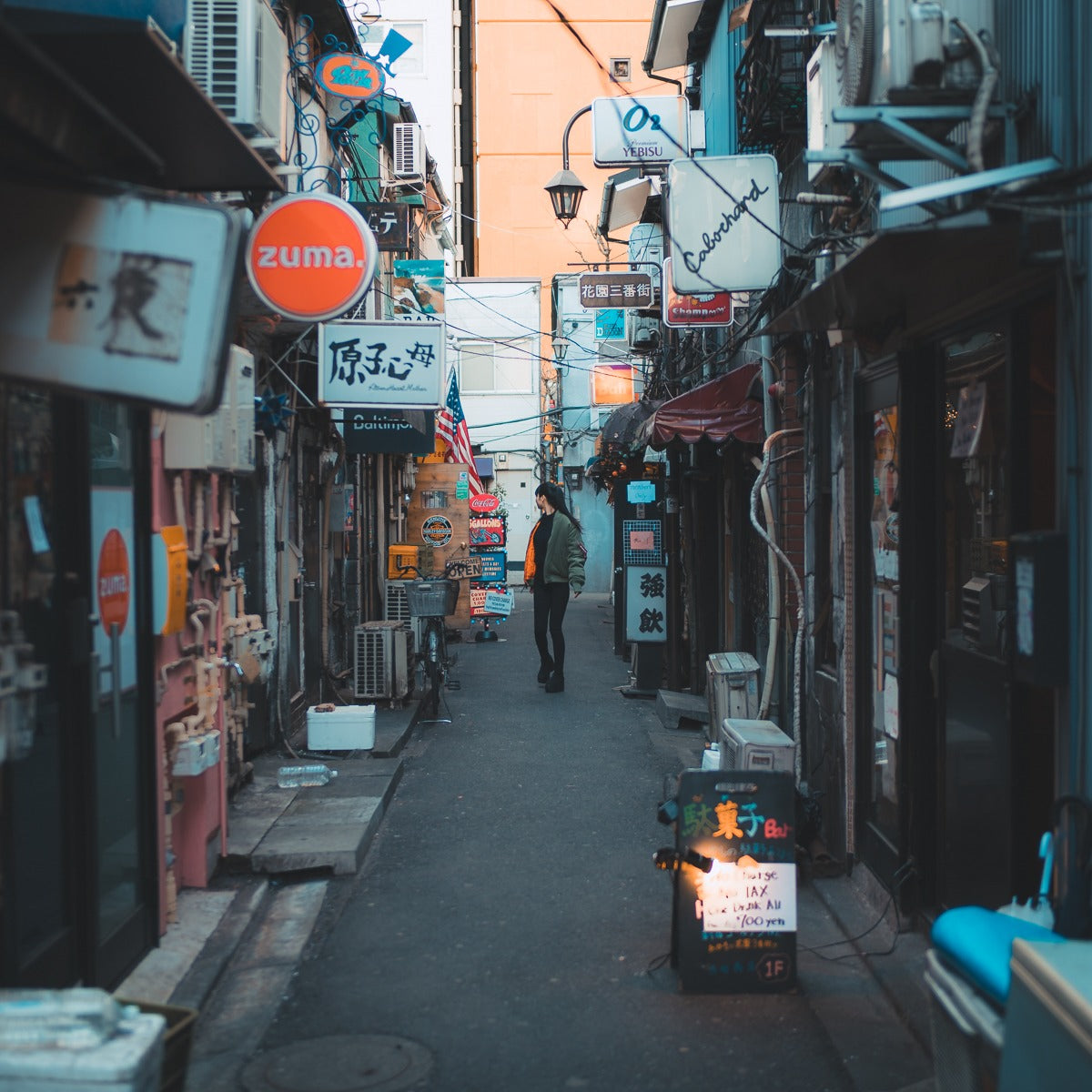 Golden Gai - 10 of the most Instagrammable places in Tokyo - Pat Kay Blog