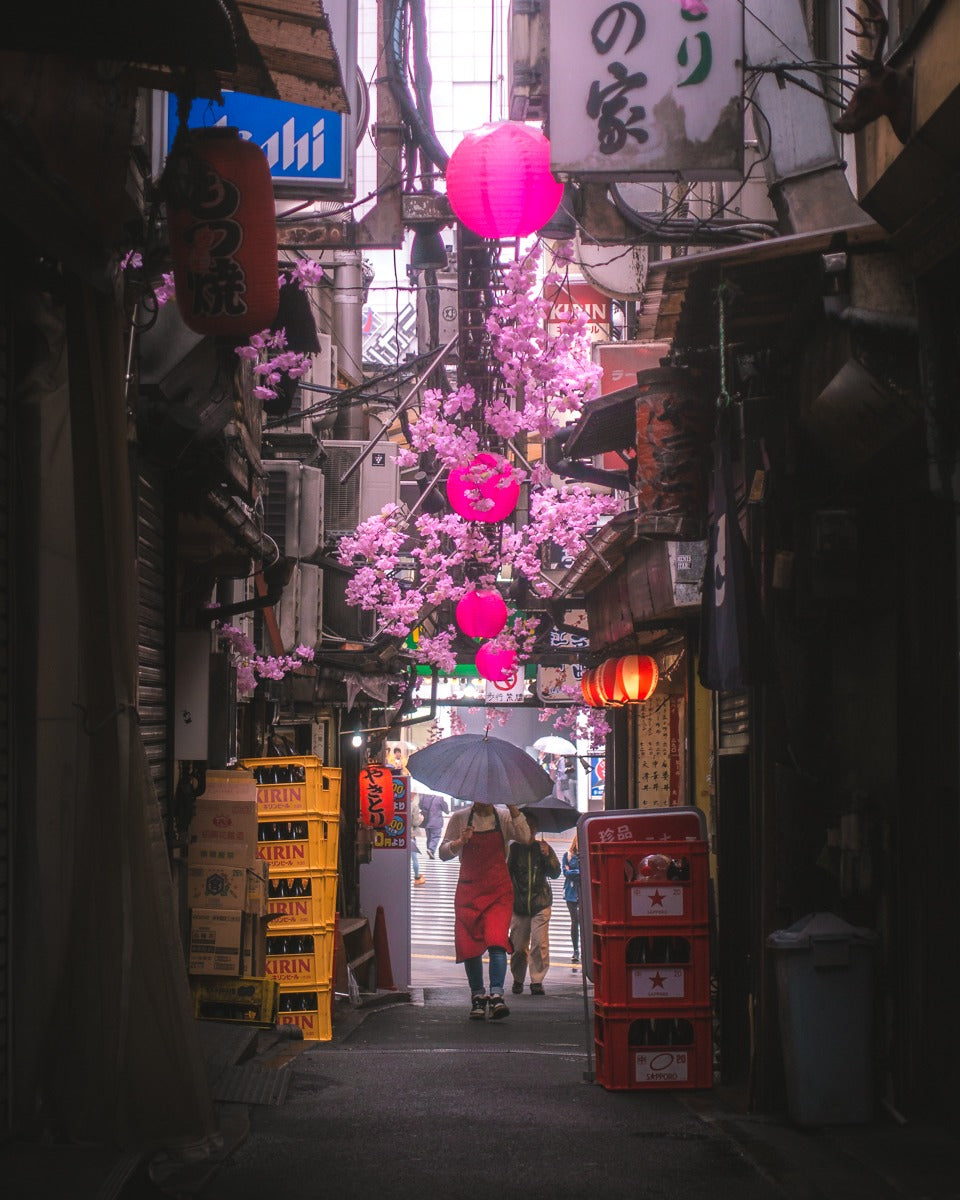 Omoide Yokocho - 10 of the most Instagrammable places in Tokyo - Pat Kay Blog